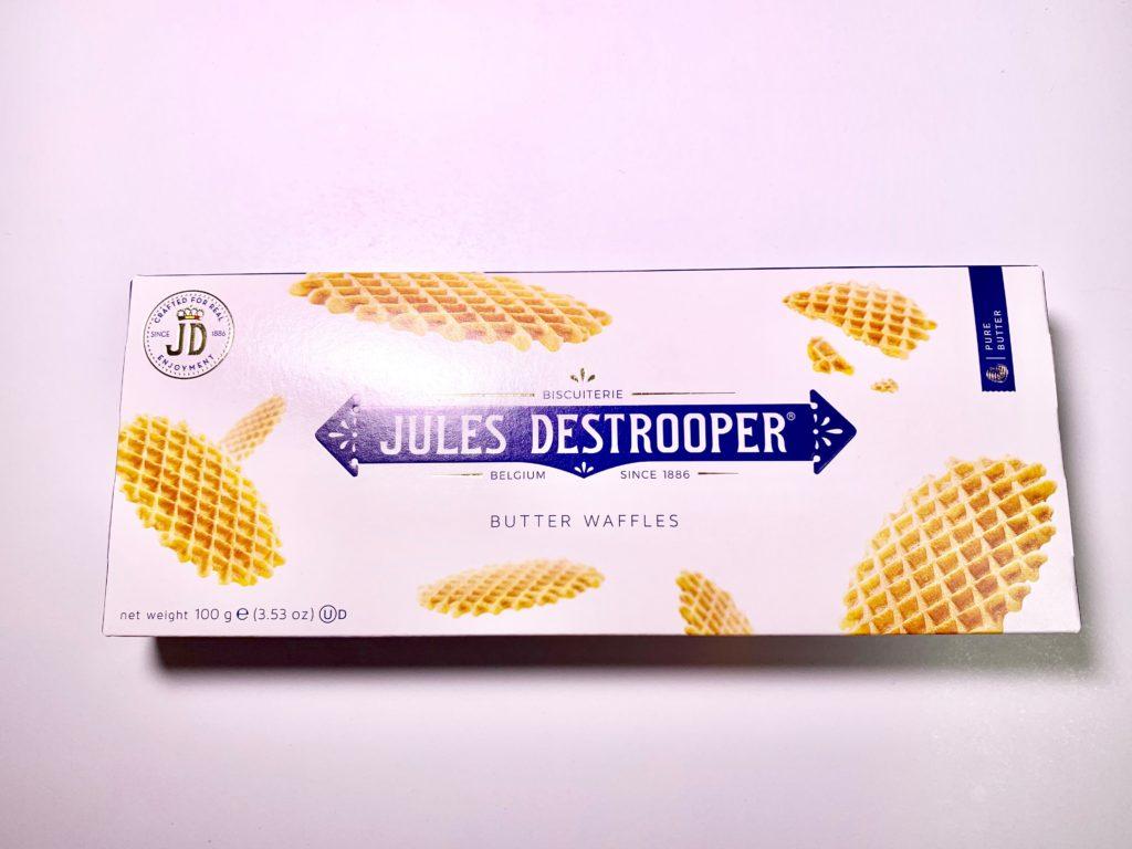 ジュールス・デストルーパーのバターワッフル